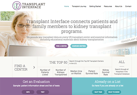 Transplant Interface