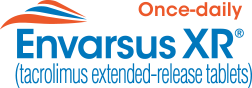 Envarsus XR (tacrolimus extended-release tablets)